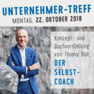 Coachinghaus Wülfershausen: Unternehmertreff 22. Oktober 2018